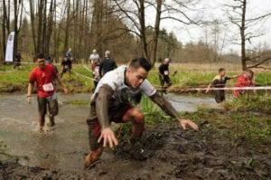 running trail race