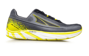 Altra Torin 4 Plush Gray-Lime Sneaker