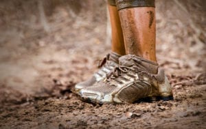 How to wash running shoes