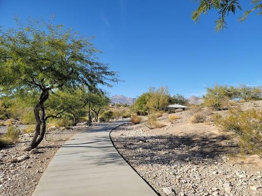 Cottonwood Canyon Las Vegas