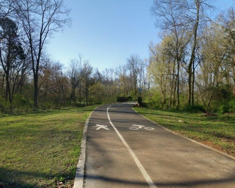 Indian Creek Greenway - Huntsville AL