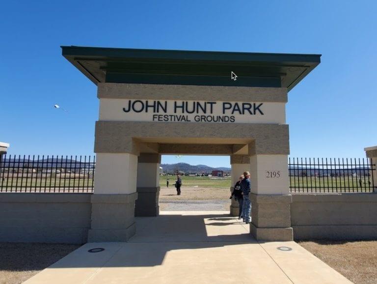 John Hunt Park - Huntsville AL