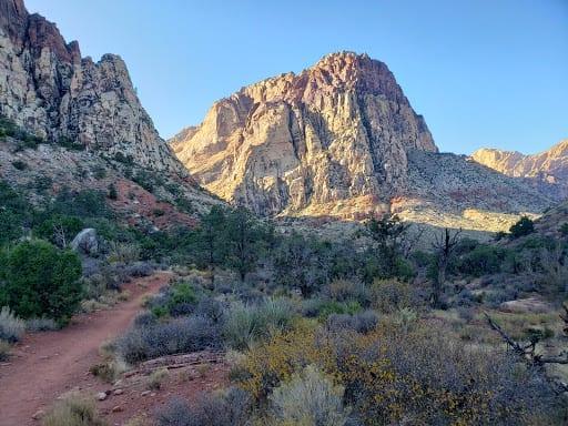 Oak Creek Trail Las Vegas