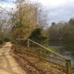 Augusta Canal Trail