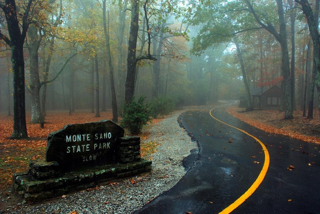 Monte Sano State Park - Huntsville AL