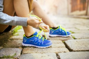 How To Break In Running Shoes