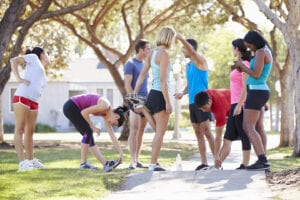 How to start a Running club