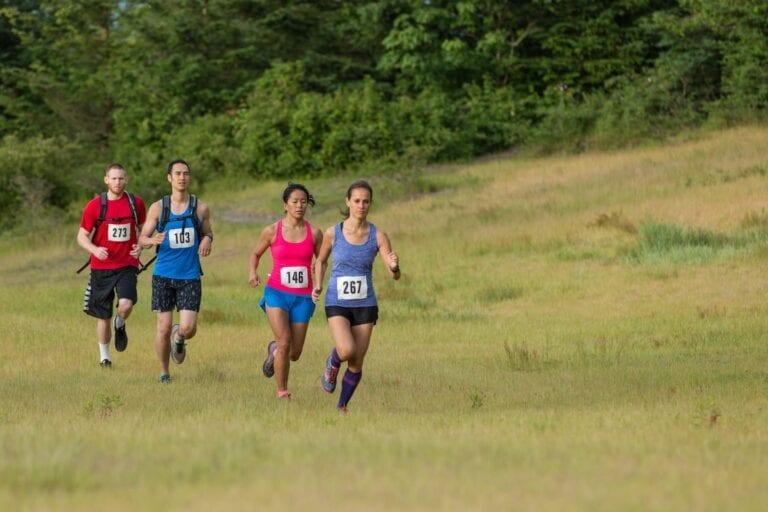 Trail running marathon training plan