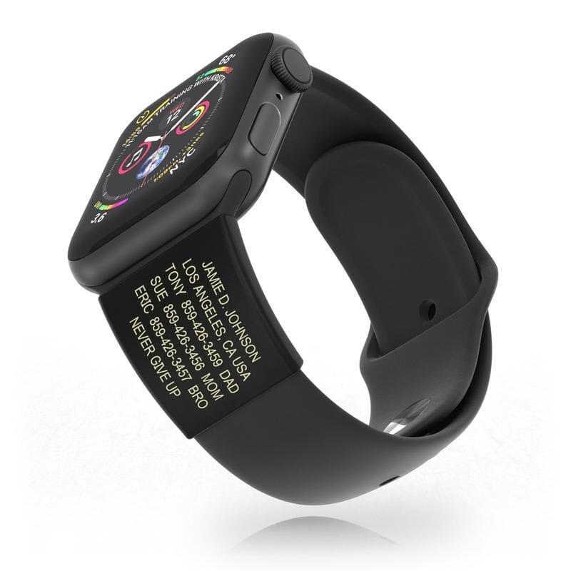 Road iD Apple Watch ID