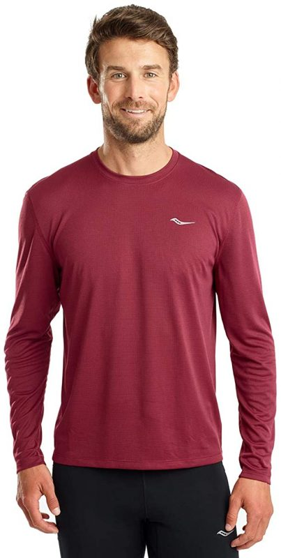 Saucony Stopwatch Long Sleeve Shirt